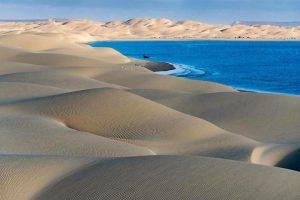 Producer Morocco sahara sea