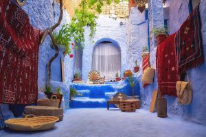 Old Town chefchaouen