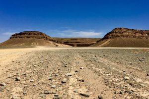 Roky Desert