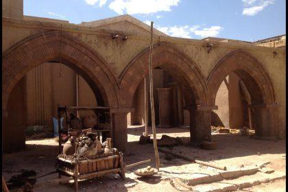 Location filming Morocco